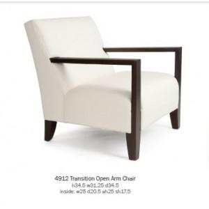 CABOT WRENN Кресло Transition Open Arm Chair 4912