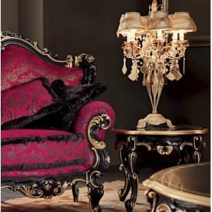 Villa Venezia фигурный круглый столик 11618