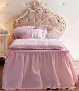Кровать Letto  con  giroletto 11/100