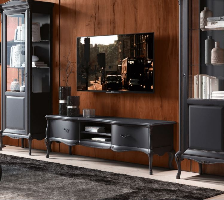 Valpolicella Подставка под телевизор 1491  BLU