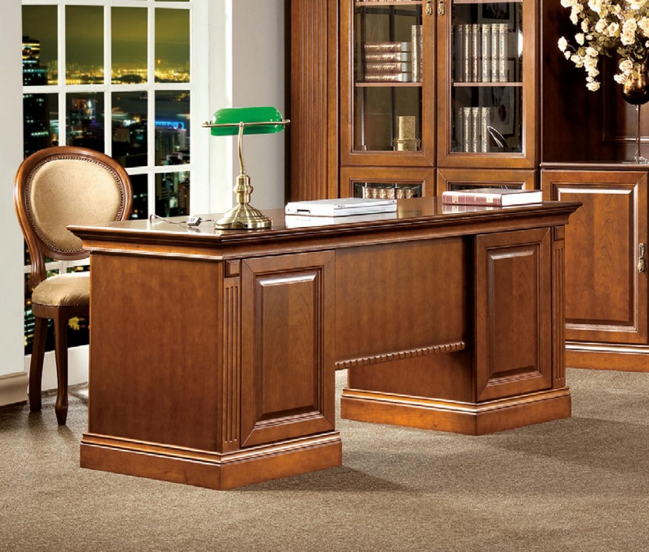 Большой письменный стол barselona taranko. купить недорого б.