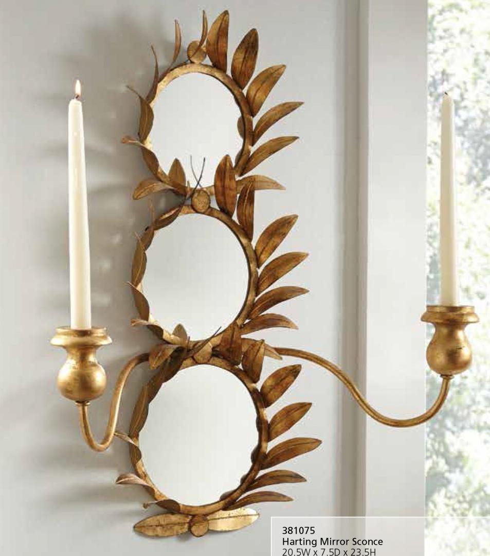 CHELSEA HOUSE бра с зеркалом 381075 381075