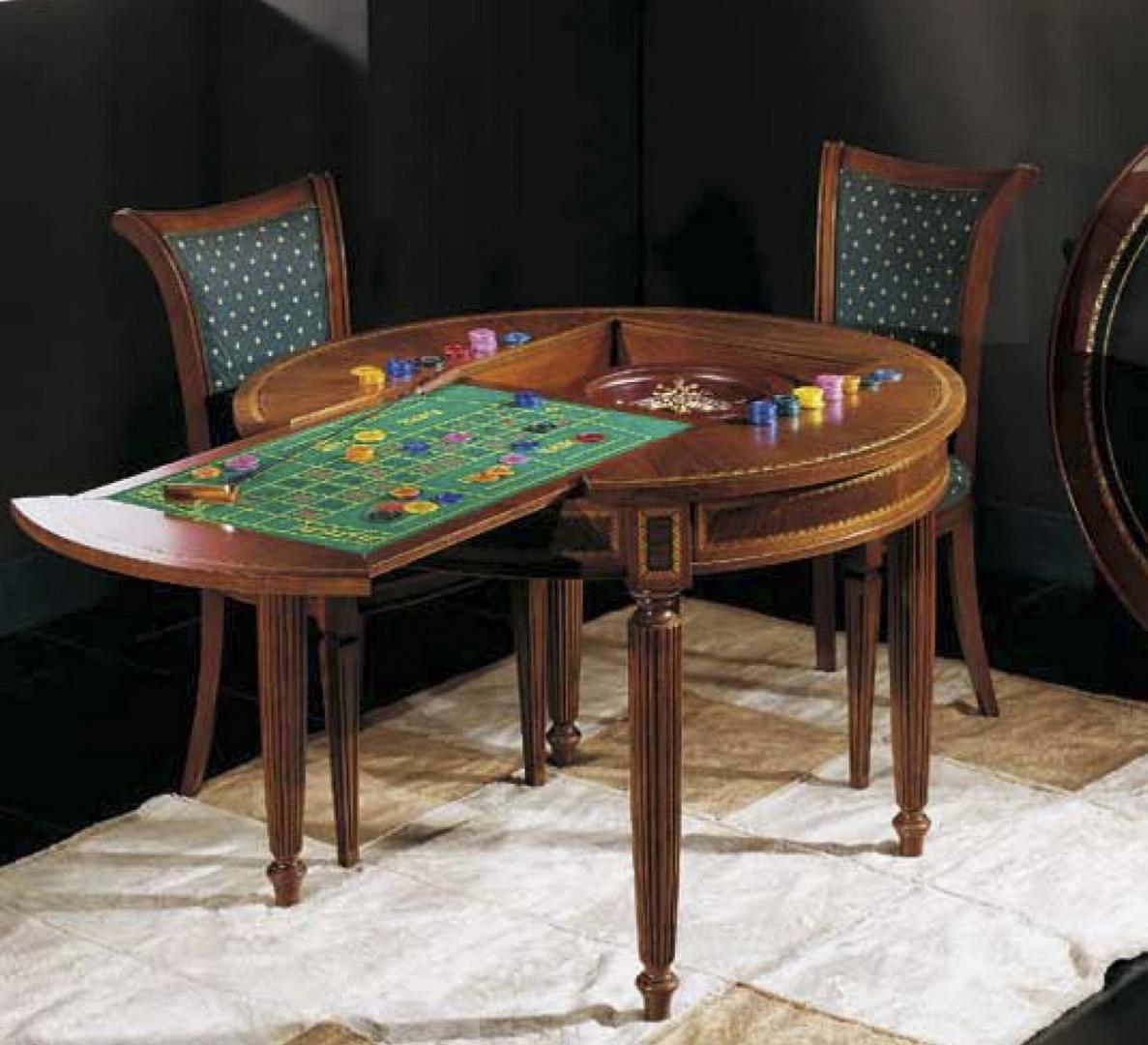 Scappini стол для игры в рулетку SCAP13