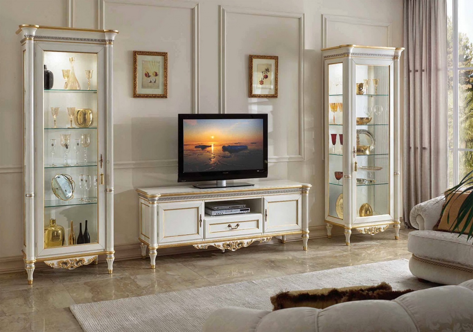 Scappini Мебель в гостиную IM627