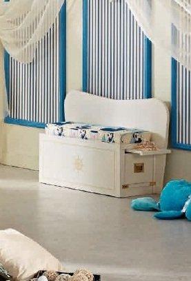 Caroti скамейка с подушкой 539