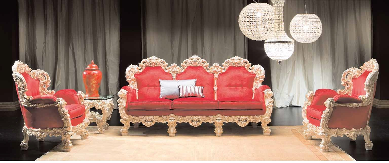 ORFEO комплект мягкой мебели 95883