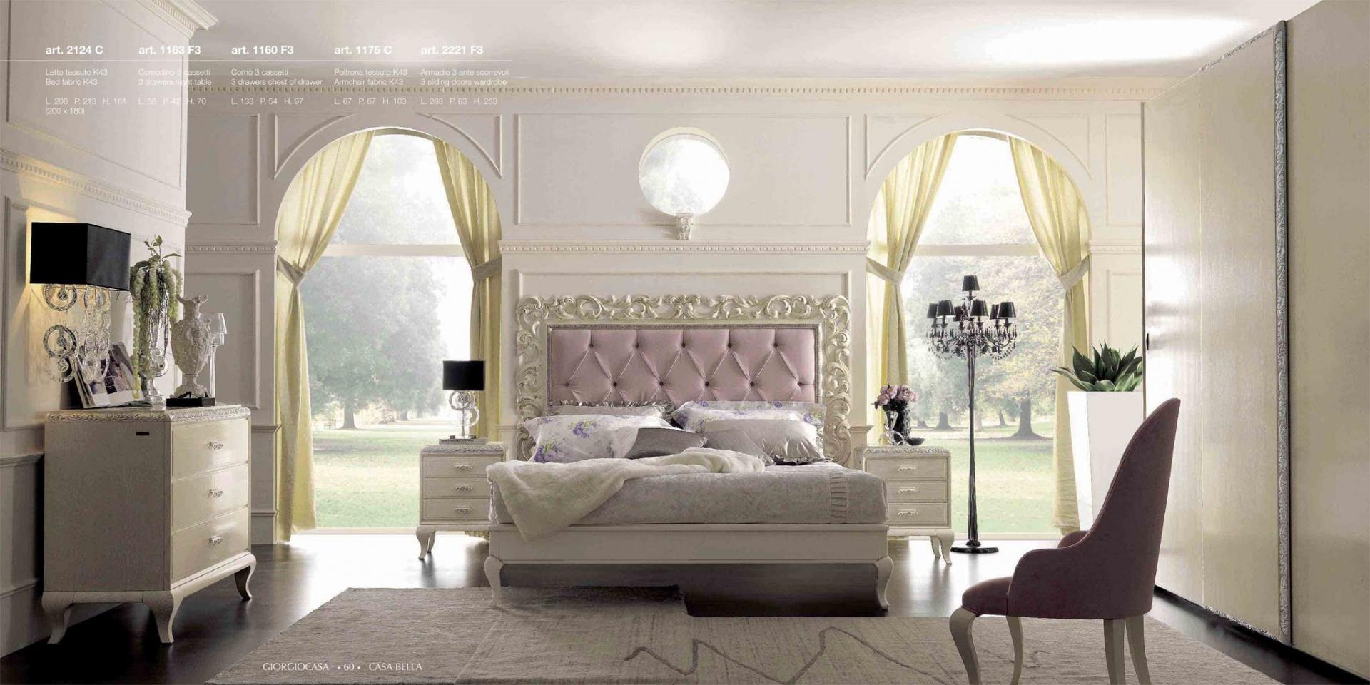 Casa bella изысканная спальня IM78
