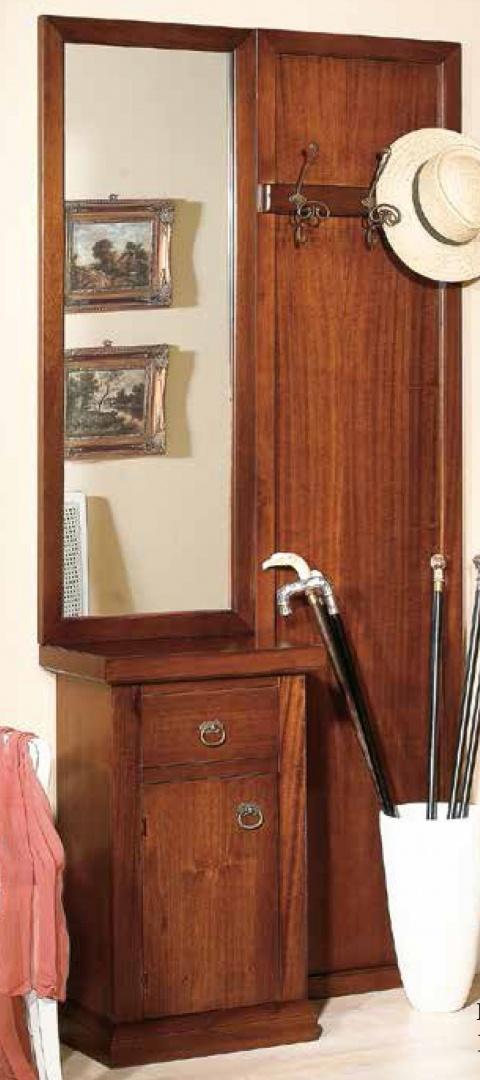 Complementi Прихожая (панель, вешалка, тумба, зеркало) 16689