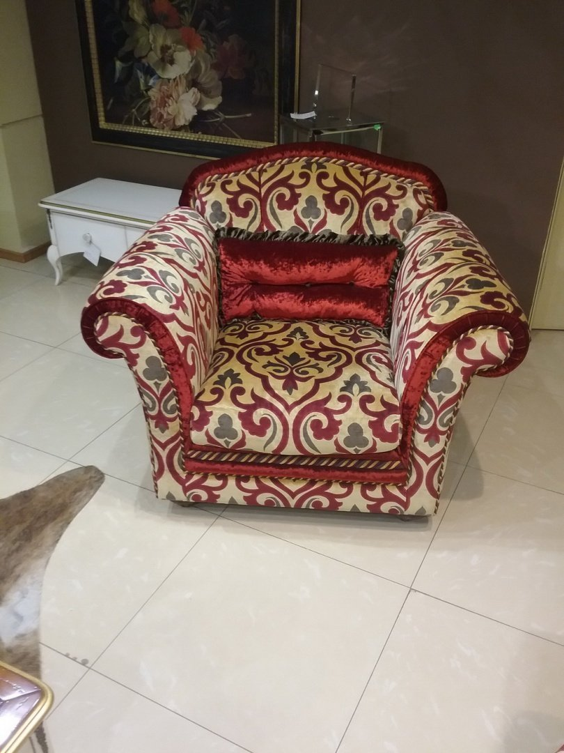 Pushkar комплект мягкой мебели expo