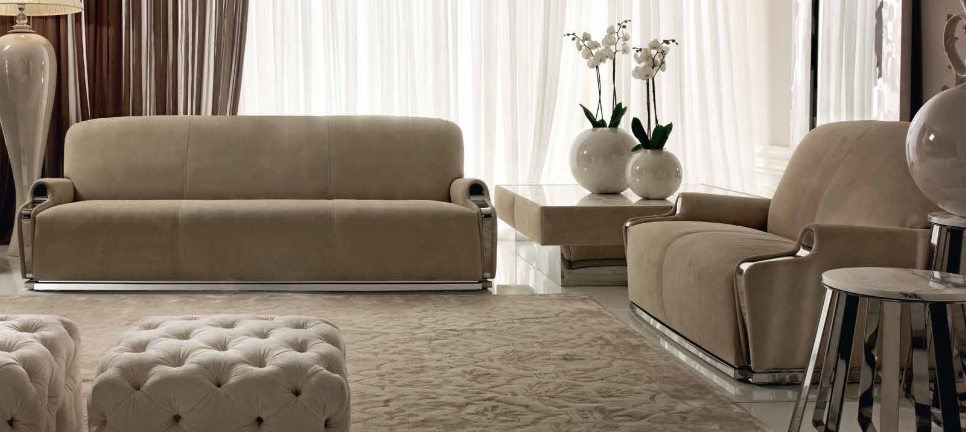 Lucrezia комплект мягкой мебели современный LUCREZIA 117947