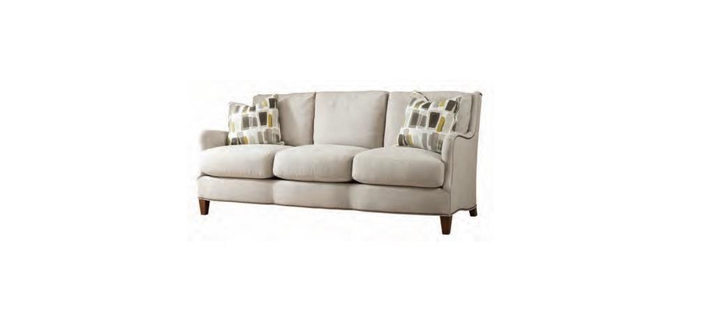 CHADDOCK диван U 0561-3 + кресло 123277