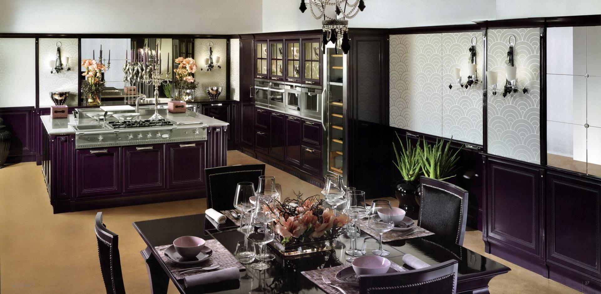 Luxury 1 кухня Luxury 1