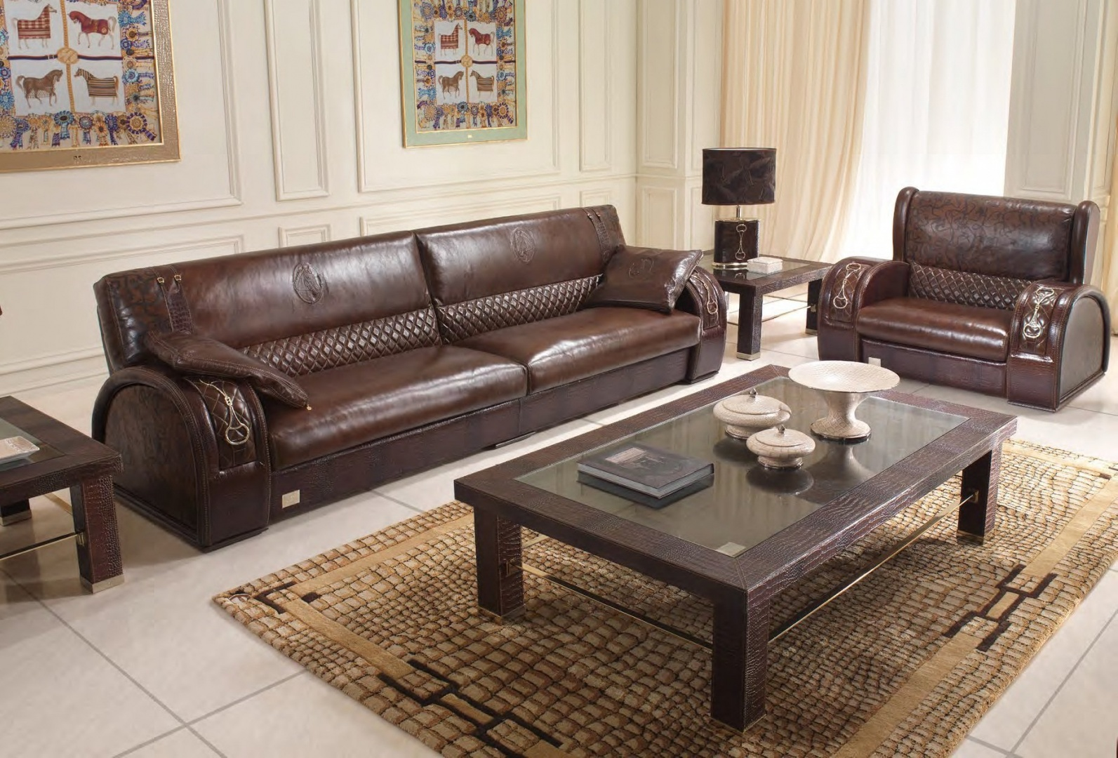 ASCOT ONE комплект мягкой мебели 89161