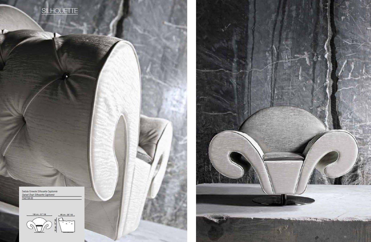 Кресло Girevole Silhouette кресло 7542194.00