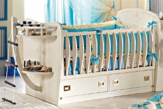 Caroti кроватка 540