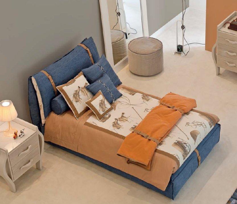 BOY  Джинсовая кровать 120*195 96608