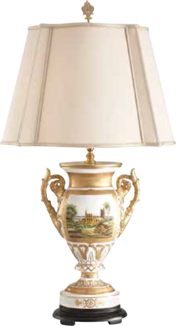 """CHELSEA HOUSE настольная лампа """"ваза"""" 68153 68153"""