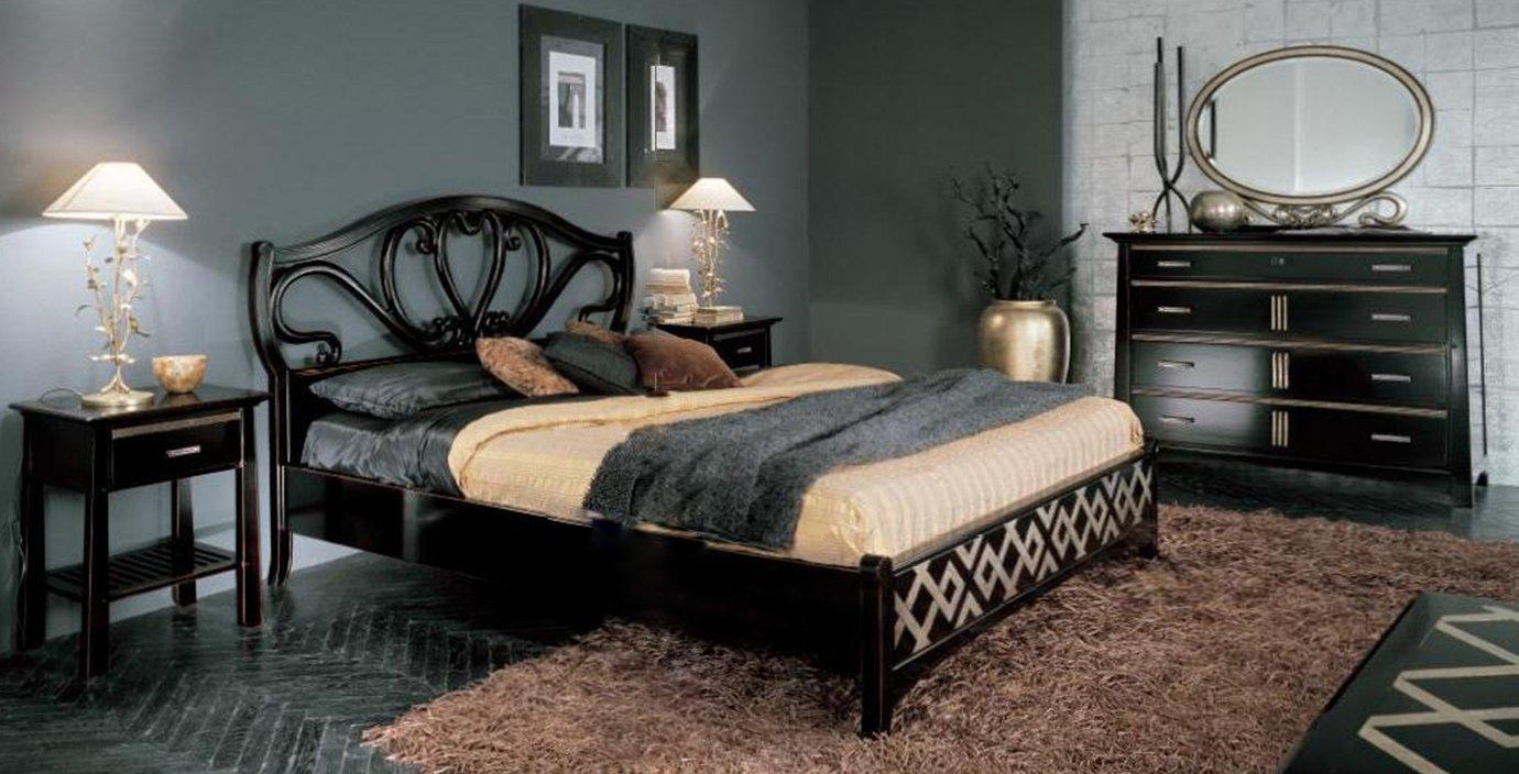 CARDUCCI Классическая спальня 97857