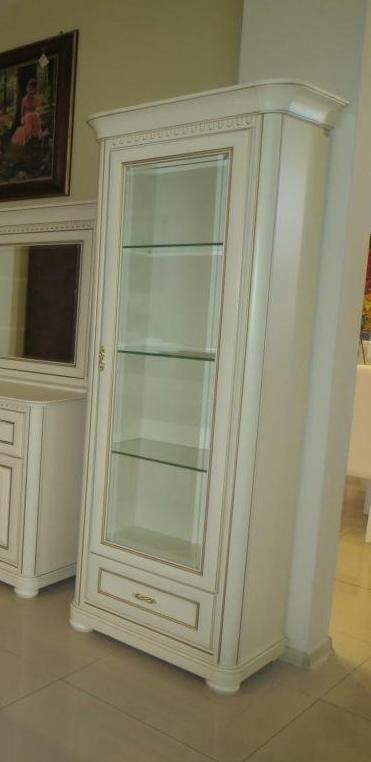 Firenze Imperial витрина 1 дв. T-23