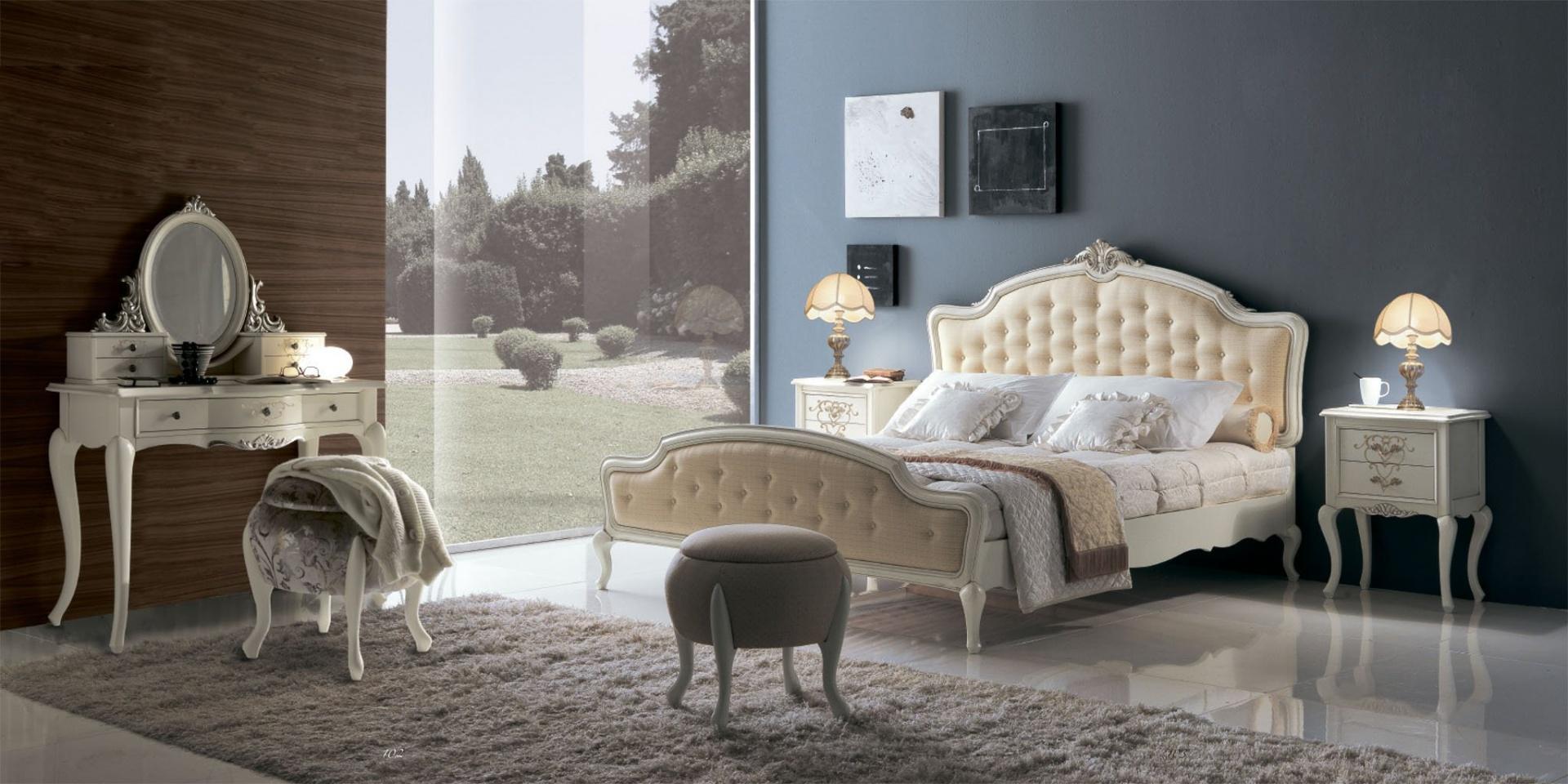 Memorie veneziane стильная спальня IM84
