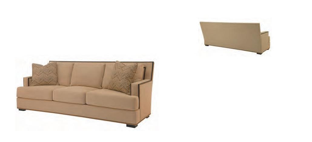 CHADDOCK диван UС 3584 + кресло 123272
