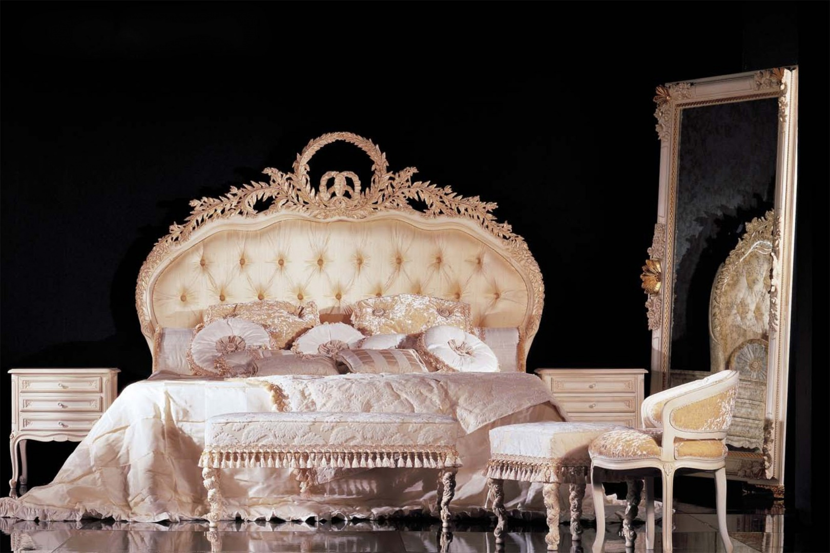 Creations Роскошная спальня IM60
