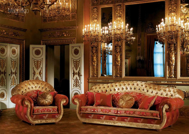 Magnifico комплект мягкой мебели IM35