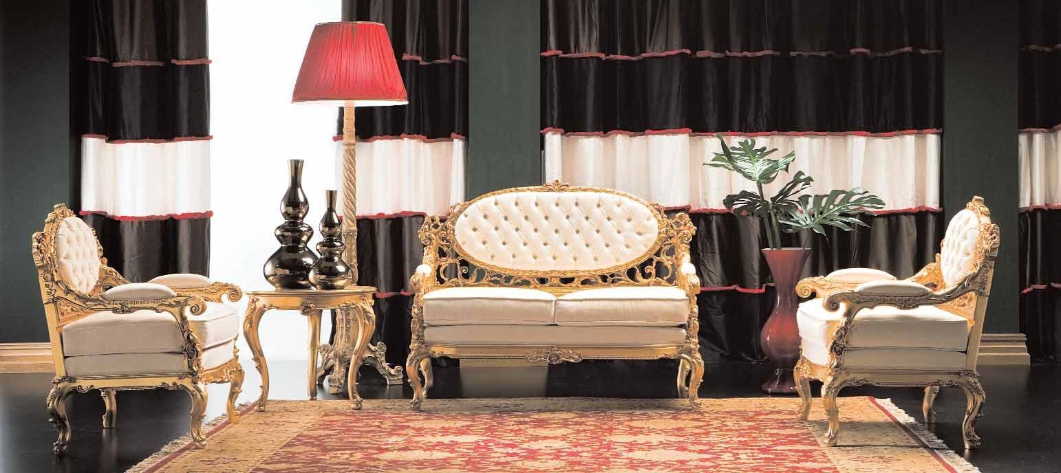 Dedalo комплект мягкой мебели 95865