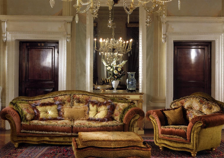 Alexander комплект мягкой мебели IM34