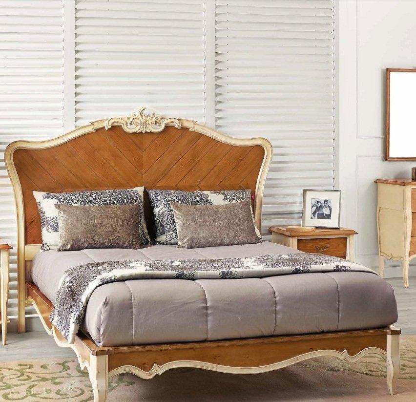 BAROQUE кровать 160*200 20004