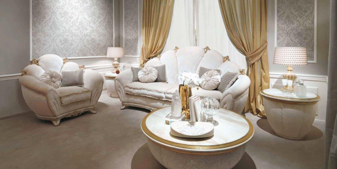 Perla комплект мягкой мебели IM504