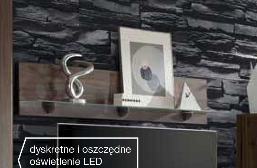 NEAPOLI полка со стеклом 24SABZ01