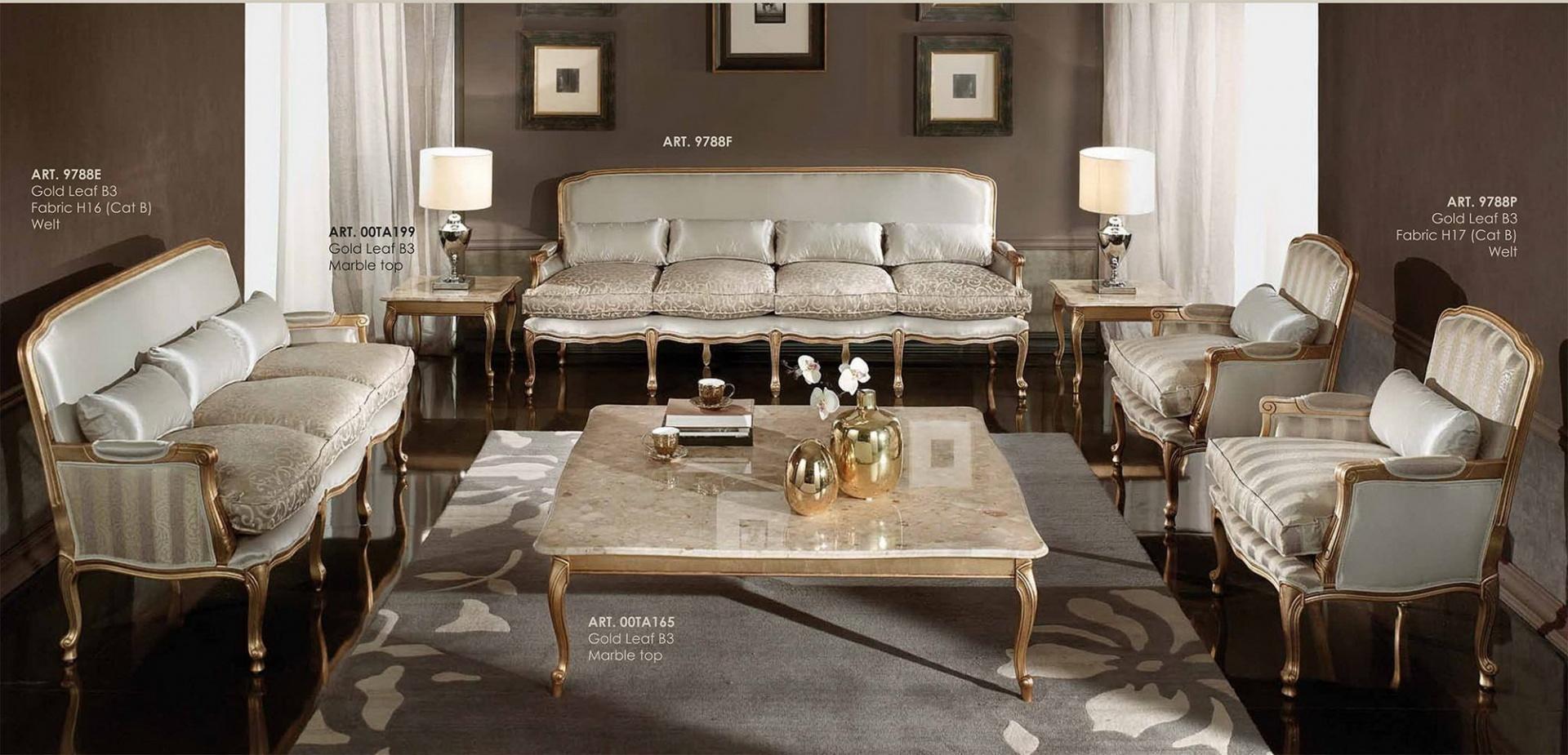 Goldleaf набор мягкой мебели IM265