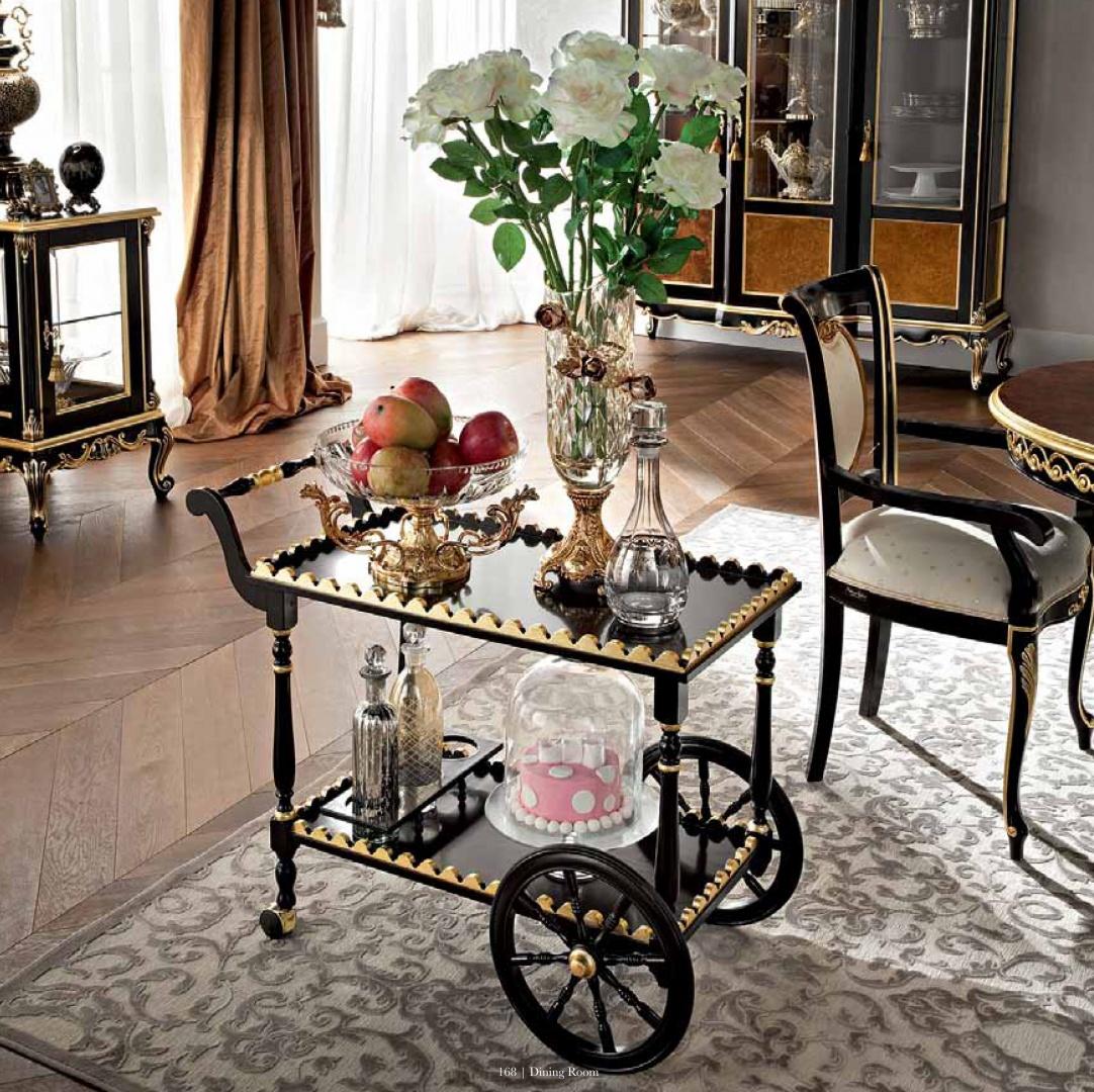 Casanova Сервировочный столик 12660