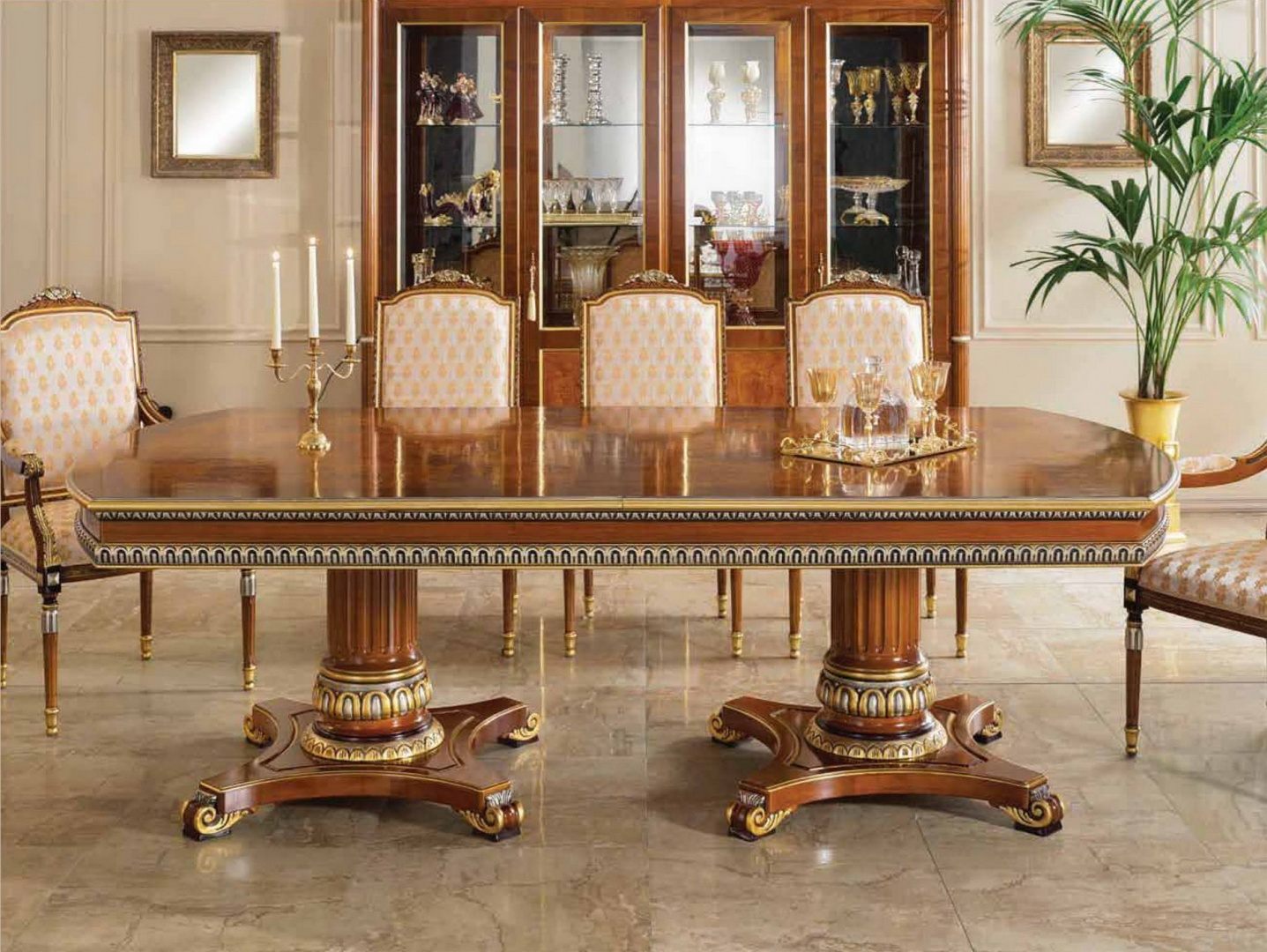 Scappini стол раскладной 250/310 2710