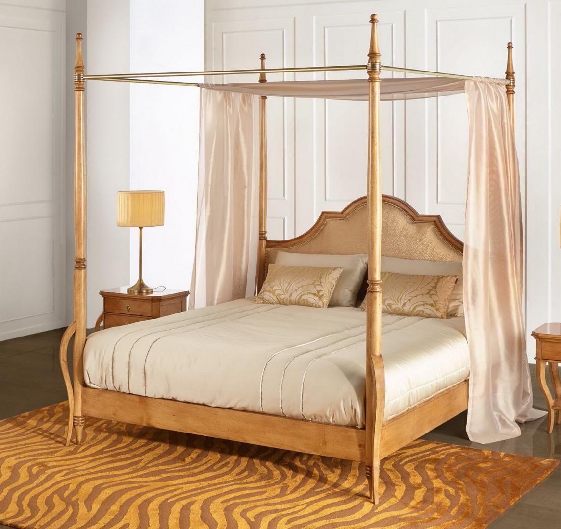 LIBERTY кровать с балдахином 180х200 18005SSE.T85