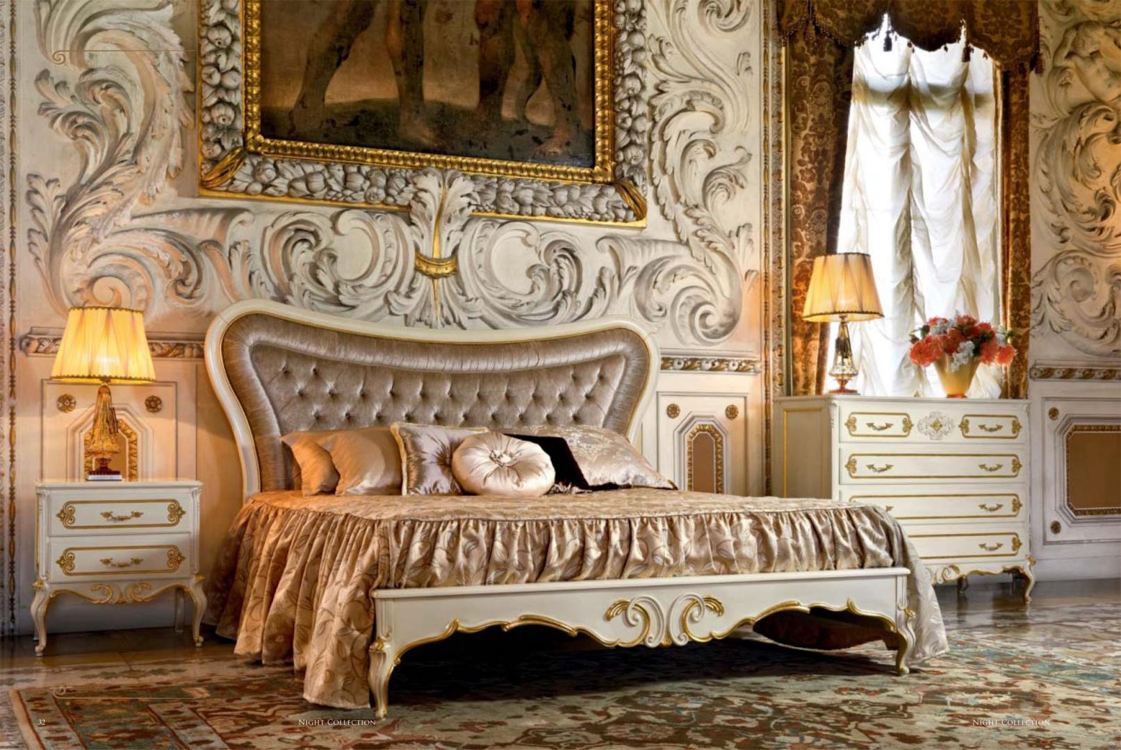 Belle Epoque мебель для спальни ARC3