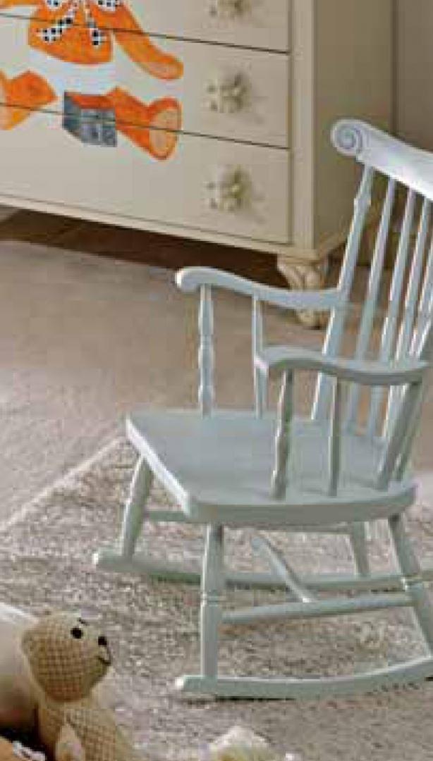 PIERMARIA кресло-качалка 3002/D