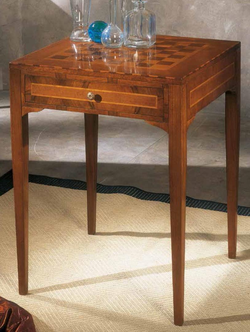 Complementi шахматный столик малый 13065/E9