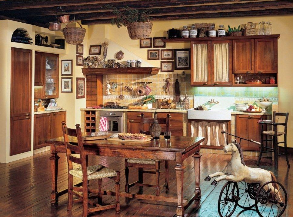 Telaio кухня 92516