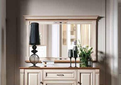 Florencia зеркало в стиле прованс FL-L2 lustro