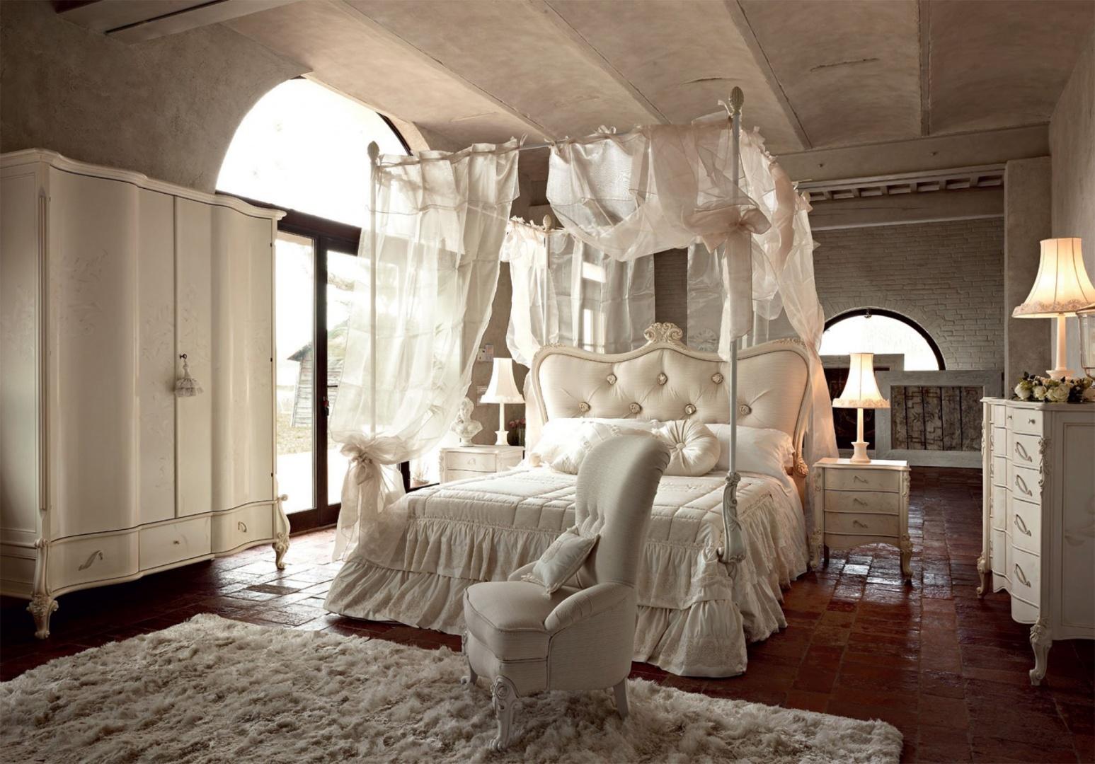 PROPOSAL 38 спальня белая IM42