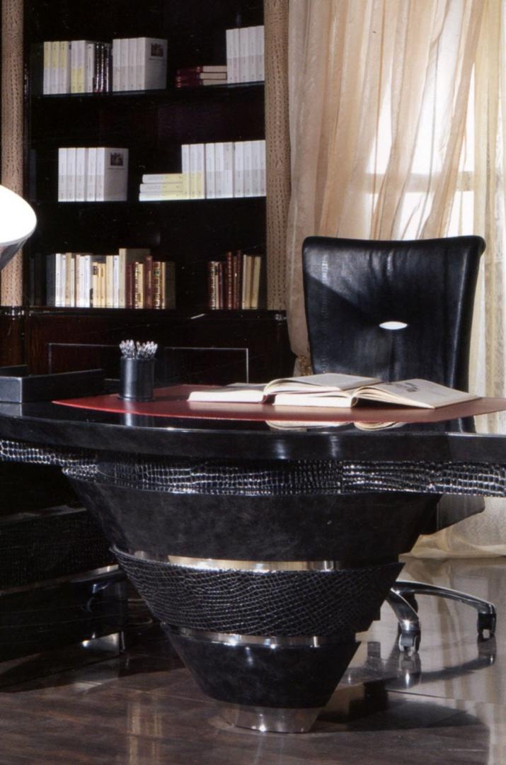 Ouverture Leather Collection кресло руководителя T474 MN02S