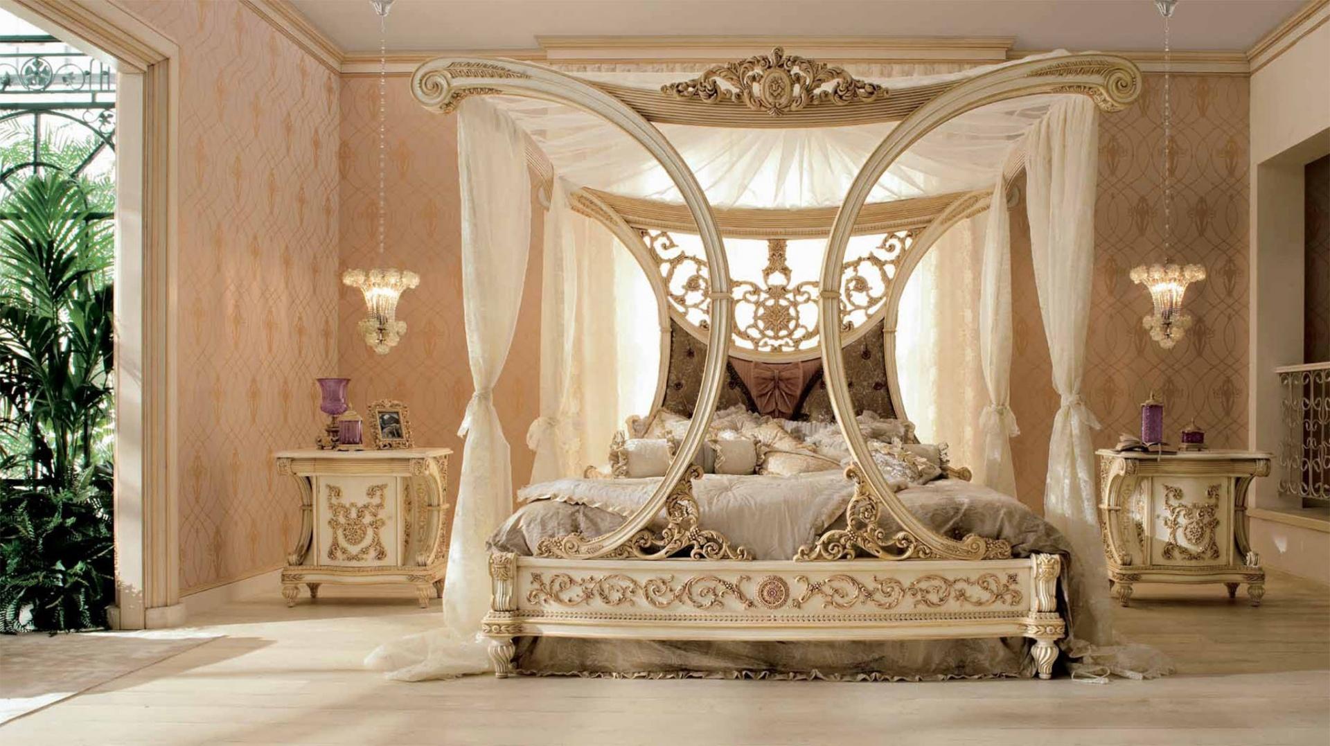 Raffles Роскошная спальня IM65