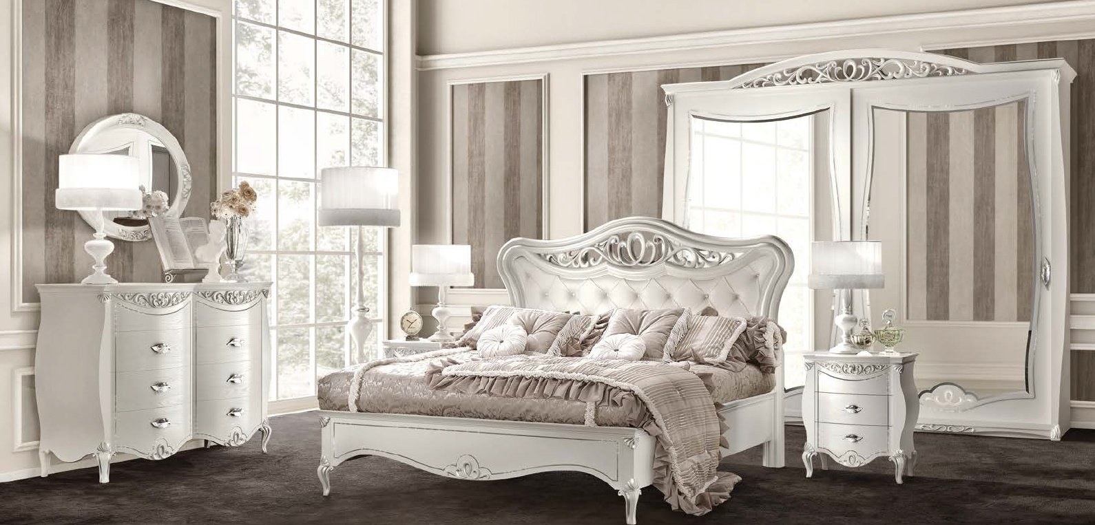 ALCHIMIE спальня 93601