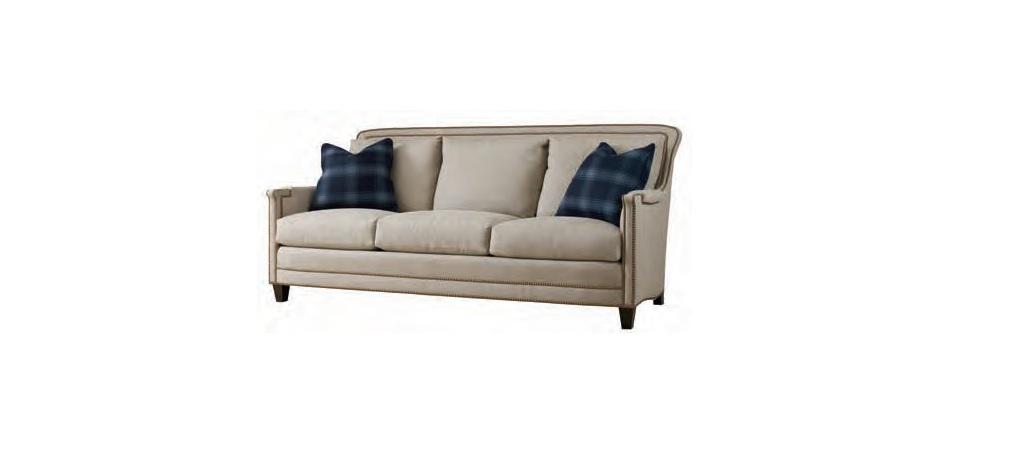 CHADDOCK диван U 0601-3 + кресла 123283