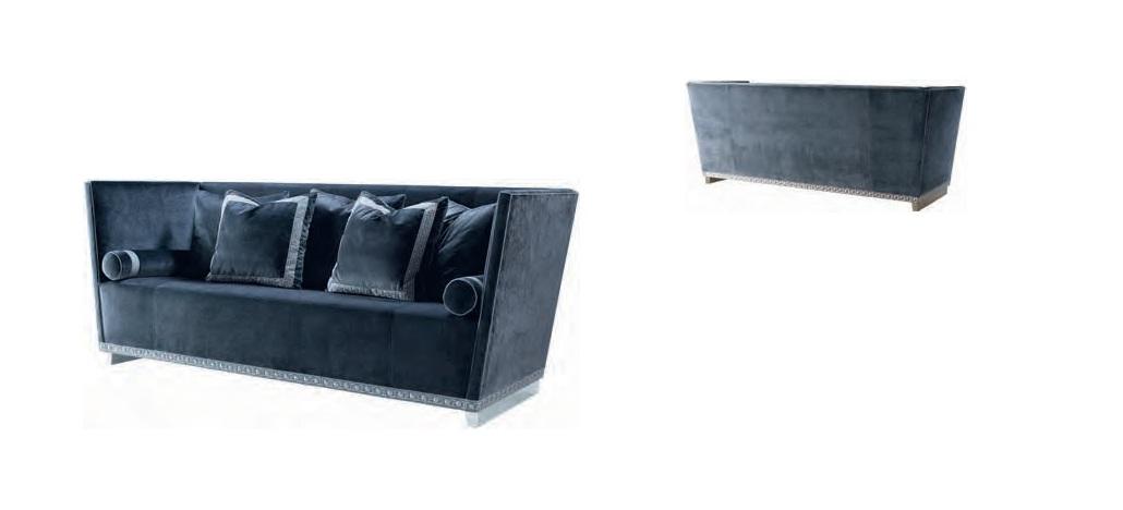CHADDOCK кресло U 1590-1 + диван 123269