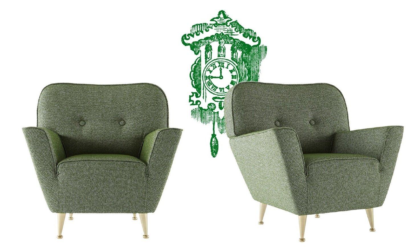 JIULIA кресло 1 115937