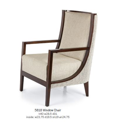 CABOT WRENN Кресло Window Chair 5818