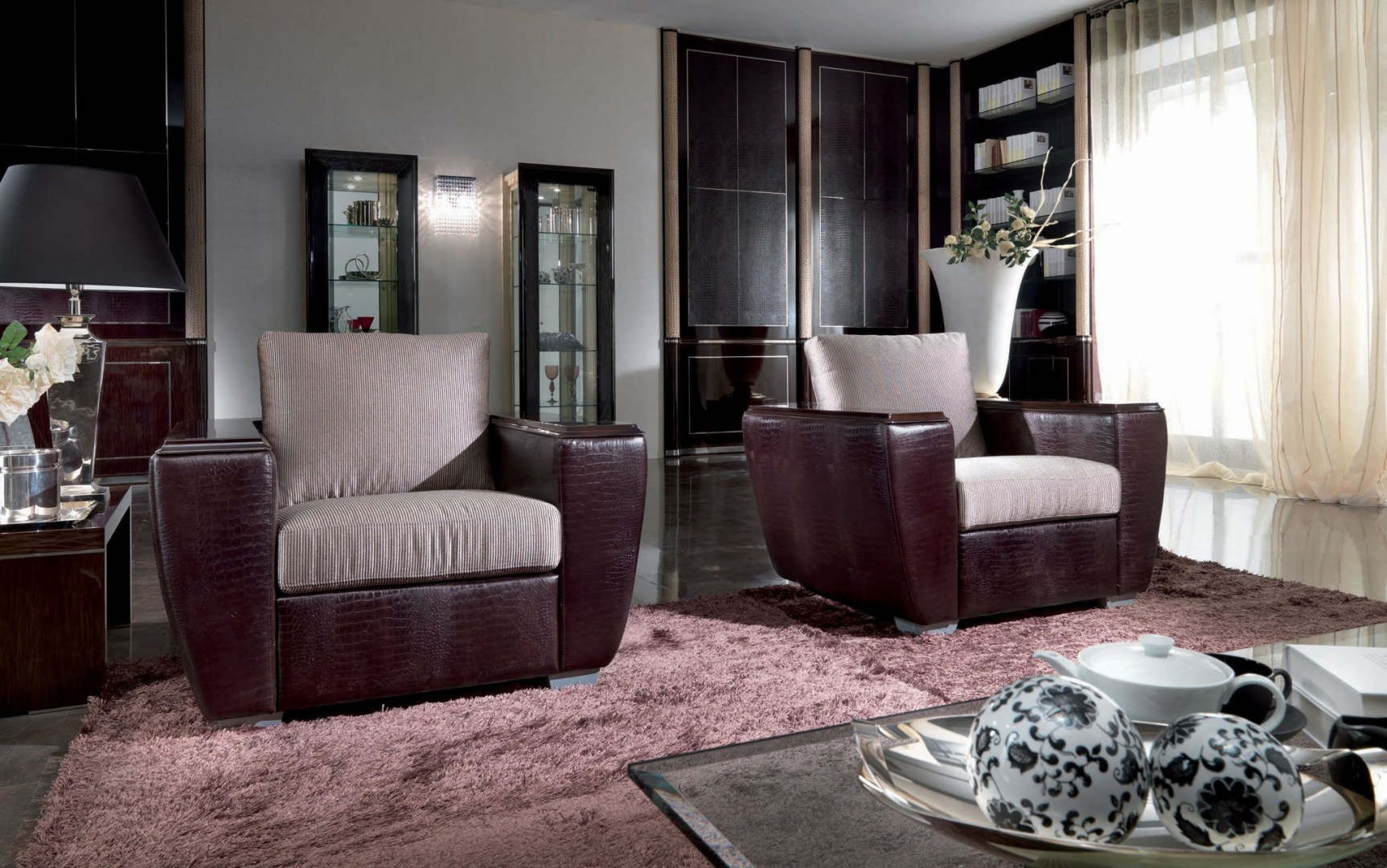 Vanity кресло T233 RT13S